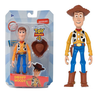 5614 Toy Story 4 Woody Articulado 14,3 Cm