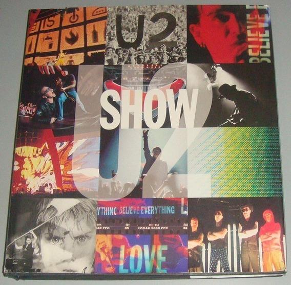 Livro U2 Show (inglês)