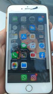 iPhone 6s Intacto Só Com Um Pequeno Quebrado Na Frente