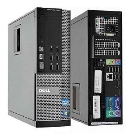 Computador Dell 7010 Core-i5 3470 3ª Ger Hd 500gb 4gb Ram