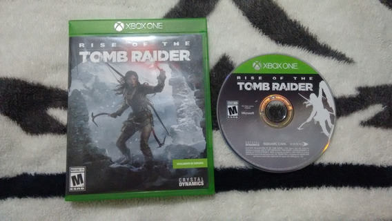 Rise Of The Tomb Raider Completo Para Xbox One,checalo