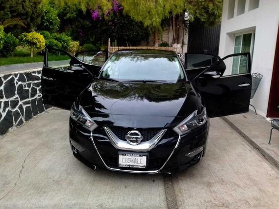 Nissan Maxima 2016 3.5 Sr Cvt