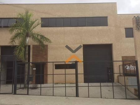 Galpões Para Alugar, 310 M² Por R$ 6.500/mês - Parque Das Nações - Santo André/sp - Ga0016