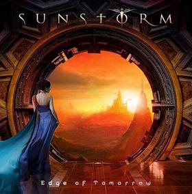 Sunstorm - Edge Of Tomorrow (cd Lacrado - Novo)