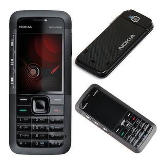 Nokia 5310 Color Totalmente Negro Nuevo Libre Original