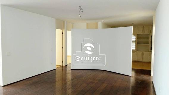 Apartamento Com 3 Dormitórios À Venda, 205 M² Por R$ 800.000,00 - Jardim Bela Vista - Santo André/sp - Ap12473