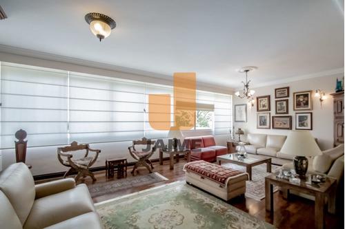 Apartamento Para Venda No Bairro Higienópolis Em São Paulo - Cod: Bi1102 - Bi1102