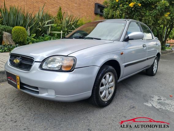 Chevrolet Esteem 1.300cc M/t C/a 2003