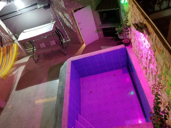 Alquiler De Casa En Salinas Con Piscina Y Asadero Privado