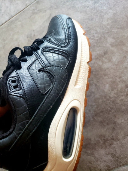 Zapatilla Nike Air Force Command Premium Black