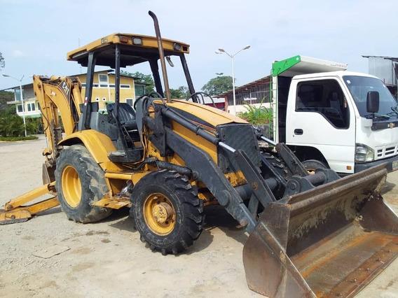 Retroexcavadora 416c 4x4 Caterpillar