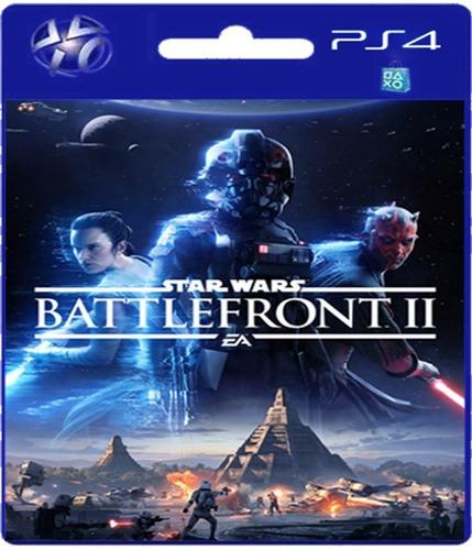 Imagen 1 de 8 de Star Wars Battlefront 2 Para Ps4  Garantia Entrega Inmediata