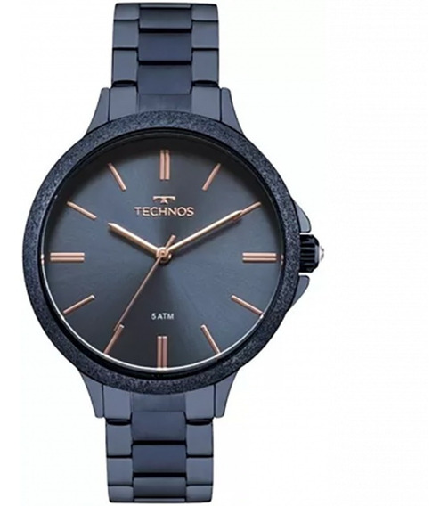 Relógio Technos Feminino Fashion - 2035mme/4a -liquidação