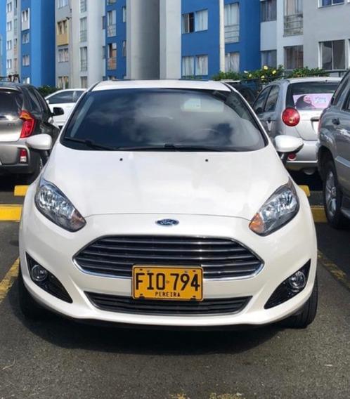 Ford Fiesta Titanium Mt Hb Motor 1.6 Mod 2018 5 Puertas
