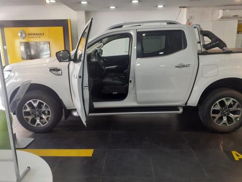 Renault Alaskan 0km Tasa 0% Anticipo $700.000 Promo  (lf)
