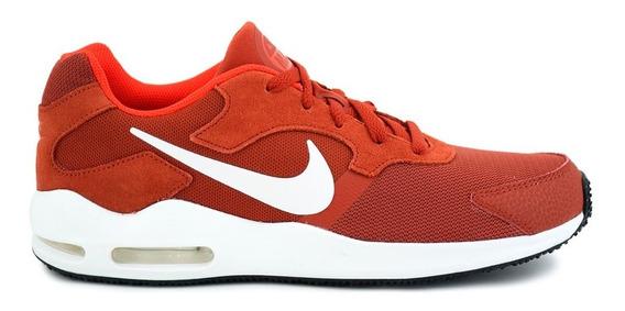 Tenis Nike Air Max Guile Rojo/blanco Original - 916768 600