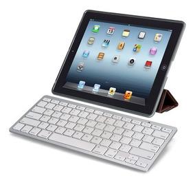 Teclado Sem Fio Wireless Buetooth Para Tablet Celular iPad
