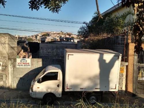 Venda Terreno - Vila São José (cidade Dutra), São Paulo-sp - Rr4240
