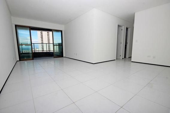 Apartamento Em Boa Viagem, Recife/pe De 97m² 3 Quartos À Venda Por R$ 600.000,00 - Ap263600