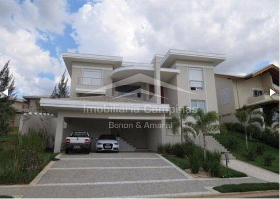 Casa Para Aluguel Em Alphaville Dom Pedro - Ca007020