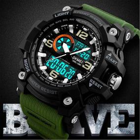 Reloj Skmei Deporte 1283 G-shock Acuatico 100% Original Caja