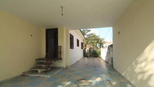 Imagem 1 de 23 de Casa Com 4 Dormitórios, 180 M² - Venda Por R$ 1.590.000,00 Ou Aluguel Por R$ 4.000,00/mês - Paraíso - Santo André/sp - Ca0823