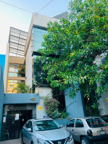 Oficina Amplia En Edificio Calle Lpe De Vega, Arcos Vallarta
