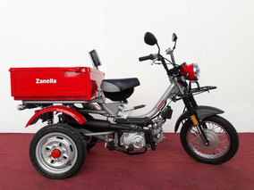 Zanella Tricargo 110 Triciclo 0km Haedo Moron Ruggeri Motos
