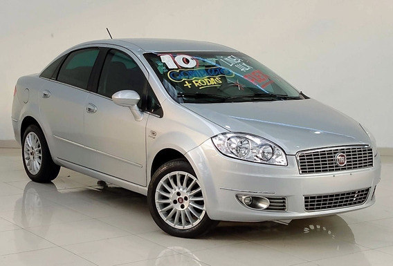 Fiat Linea 1.9 Mpi Hlx 16v Flex 4p Automatizado
