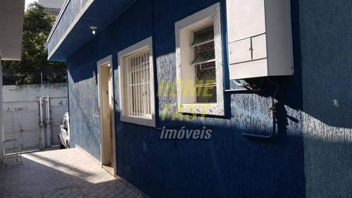 Casa Com 2 Dormitórios À Venda, 52 M² Por R$ 230.000 - Vila Rosália - Guarulhos/sp - Ca0554