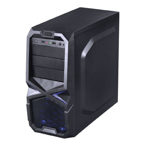Computador Gamer I3 7100 3.9ghz 4gb Ddr4 Hd 500gb Fonte 400w