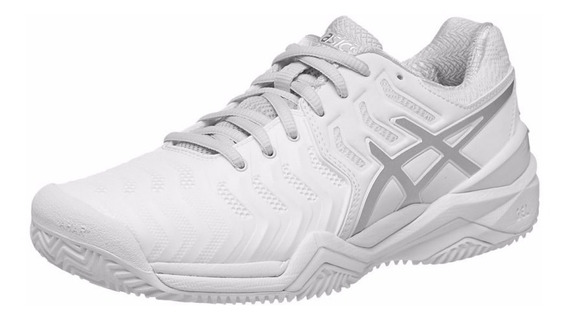 Tênis Asics Gel Resolution 7 Clay Feminino Unissex - Saibro