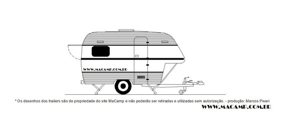 Trailer Karmann Guia