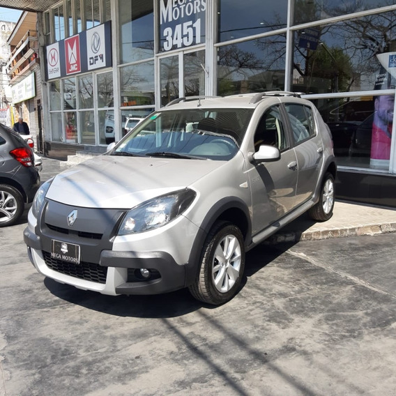 Renault Sandero Stepway Privilege Retiralo $150000 + Ctas