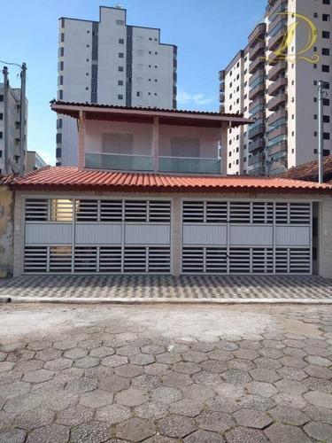 Imagem 1 de 14 de Sobrado Com 3 Dormitórios, Garagem Para 2 Carros E Churrasqueira À Venda No Caiçara!! - So0126