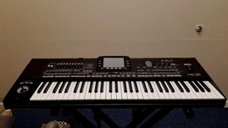 Korg Pa3x 61 Professional Instrument Workstation Keyboard Sy