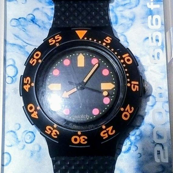 Reloj Swatch Scuba200 Nuevo 100% Original Suizo Envió Gratis