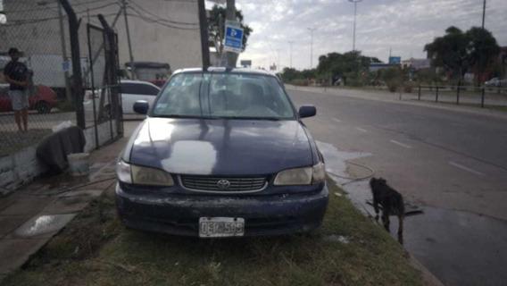 Toyota Corolla 1.8 Xei 2000 4 Puertas Nafta 60257836
