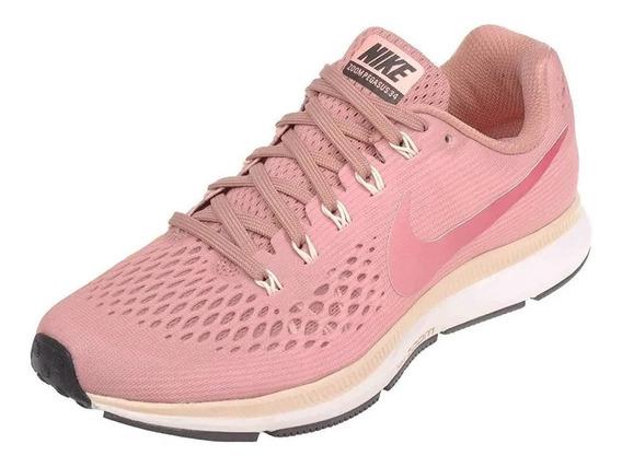 Zapatillas Nike Pegasus 34 Mujer Running Us 7 Envio Gratis