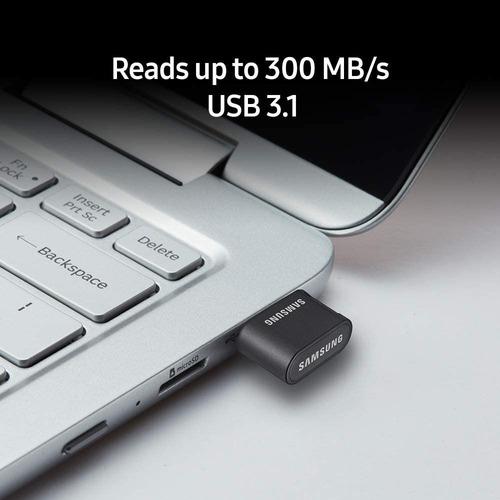 Memoria Samsung Fitplus Usb 3.1 128gb