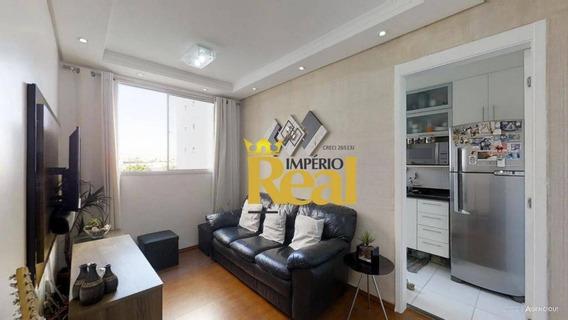 Apartamento Com 2 Dormitórios À Venda, 43 M² Por R$ 300 - Água Branca - São Paulo/sp - Ap6313