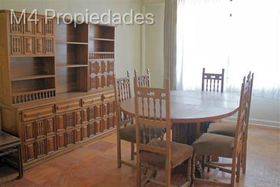 Departamento En Venta De 4 Dormitorios En Santiago