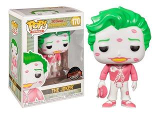 Funko Pop The Joker #170 Bombshell Dc Special Edition