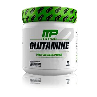 Glutamina Glutamine Powder Em Pó 300g - Musclepharm