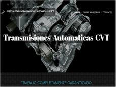 Dodge Caliber Jeep Compass Reparación Cajas Automáticas Cvt