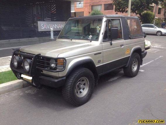 Mitsubishi Campero 1997