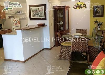 Apartamentos Amoblados Baratos En Sabaneta Cód: 4155
