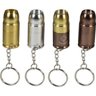 Chaveiro Lanterna Miniled Bullet