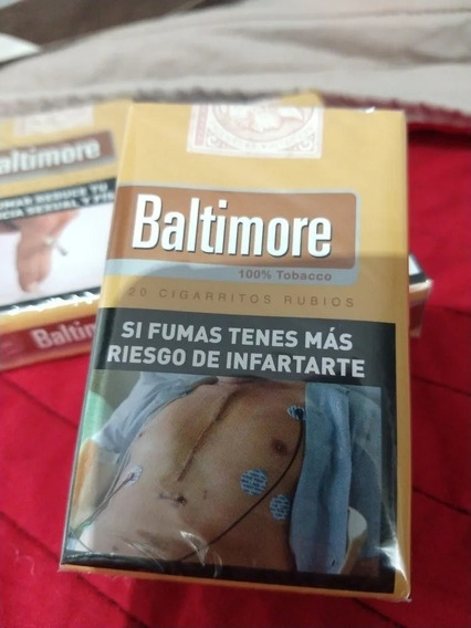 Cigarrillos Baltimore