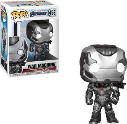 Funko Pop End Game War Machine #458